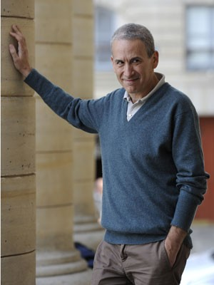 O escritor francês Mathieu Lindon, convidado da Flip 2014 (Foto: Gonzalo Fuentes/Reuters)