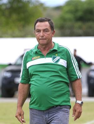 Eduardo Neto, técnico do Murici (Foto: Ailton Cruz/Gazeta de Alagoas)