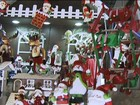 Feira antecipa lanamentos para decorao de Natal em SP