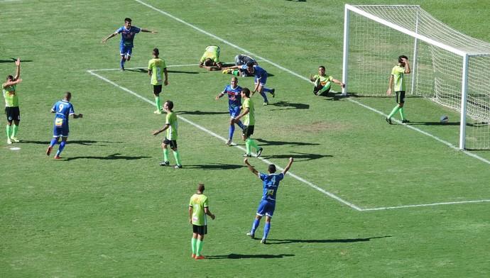 Grêmio Prudente, Presidente Prudente, dérbi, Segundona (Foto: Murilo Rincon / GloboEsporte.com)