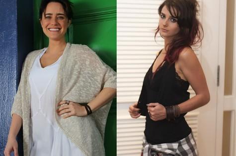 Fernanda Vasconcellos e Priscila Steinman serão um casal em 'Pequeno dicionário amoroso 2', de Sandra Werneck (Foto: Douglas Nascimento)