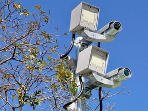 Radar em Rio Claro (Foto: Luciano Calligaris Junior/Prefeitura de Rio Claro)