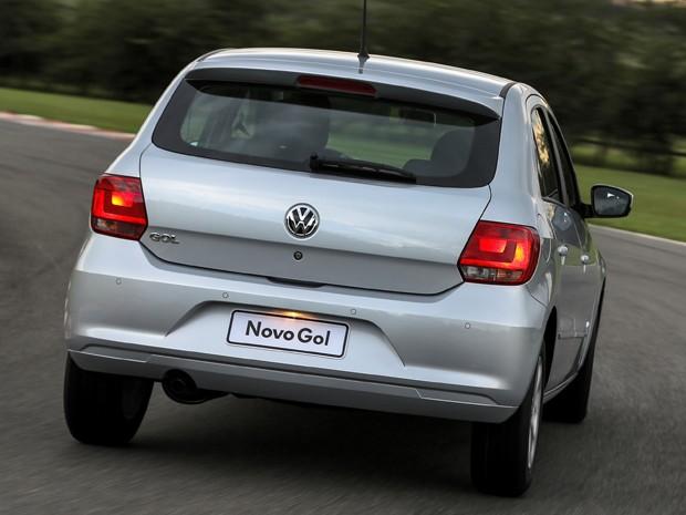 Iluminação das lanternas segue padrão mundial da VW (Foto: Divulgação/Ricardo Hirae)