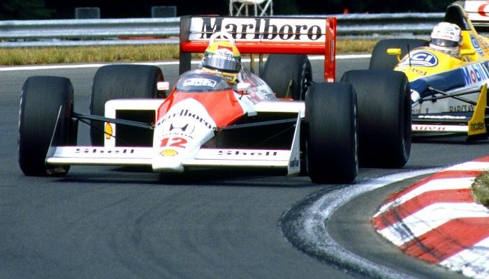 McLaren 4/4 1988 Ayrton Senna