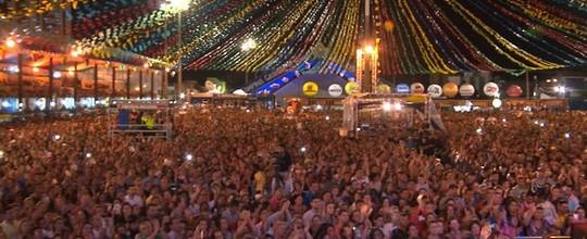 Hotéis e bares comemoram resultado do São João (Reprodução/TV Paraíba)