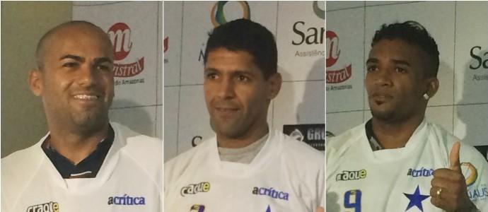 Nacional - Volantes 2015 (Foto: GloboEsporte.com)