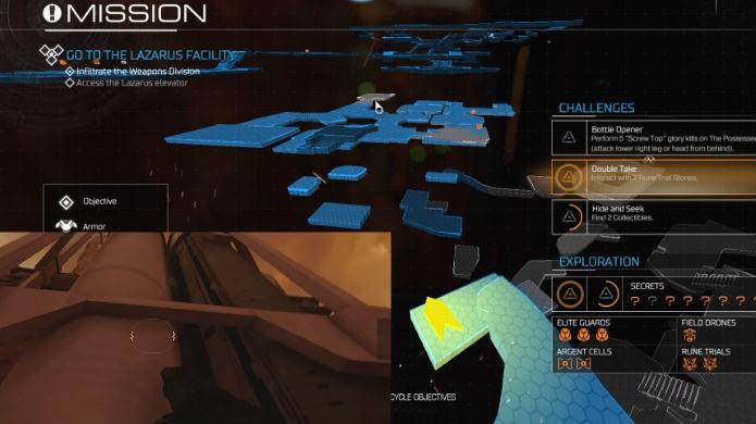 Doom: veja a localização exata da oitava alavanca de mapa clássico (Foto: Reprodução/Thomas Schulze)