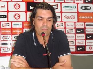 Fernandão foi um dos mais importantes jogadores do Inter (Foto: Tomás Hammes/GloboEsporte.com)