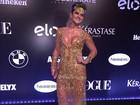 Mirella Santos arrasa com decotão em baile e Ceará morre de ciúmes