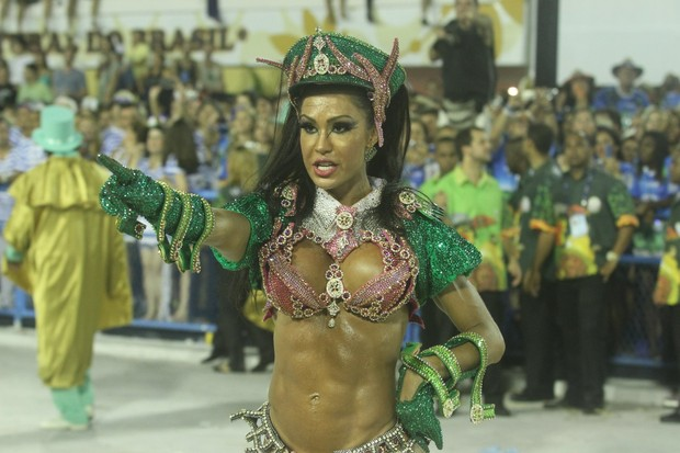 Gracyanne Barbosa (Foto: Raphael Mesquita - Photo Rio News)
