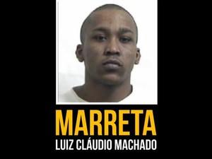 Fuga do traficante conhecido como Marreta da prisão deu início às investigações (Foto: Divulgação/Disque Denúncia)
