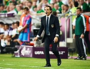 Prandelli técnico da Itália (Foto: Getty Images)