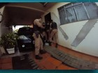 Quadrilha especializada em roubos a bancos é presa em Apucarana