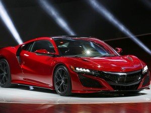 Acura NSX (Foto: REUTERS/Mark Blinch)