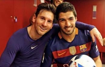 Suárez defende Messi e acredita em mudança de opinião sobre a Argentina