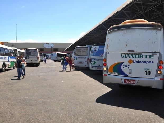 Transporte intermunicipal terá aumento na frota em Sergipe (Foto: Jorge Reis/Seinfra)