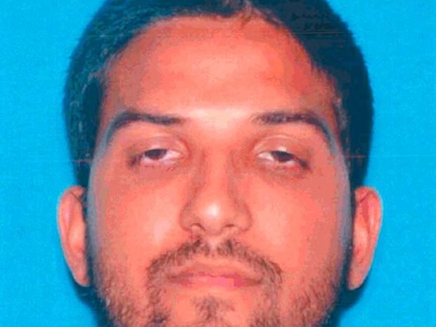 Syed Farook, suspeito por promover tiroteio em San Bernardino, é visto em foto de sua carteira de motorista (Foto:  REUTERS/California Department of Motor Vehicles)