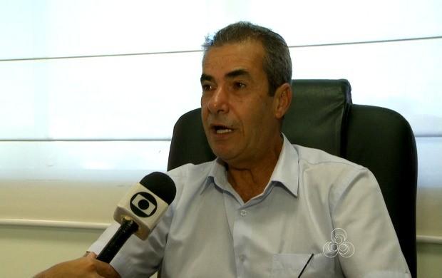 Superintendente da Fecomércio Egídio Garó fala sobre a expectativa para o segundo semestre (Foto: Bom Dia Amazônia )