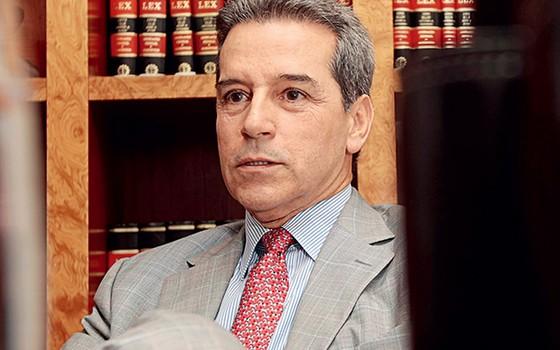 O ex-senador Luiz Estevão (Foto: Igo Estrela/ Ed. Globo)