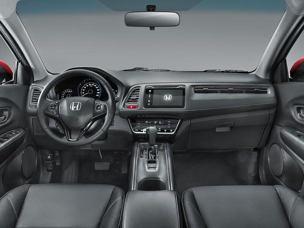 8033da9e9fcbd Auto Esporte - Honda HR-V custará entre R  69,9 mil e R  88,7 mil