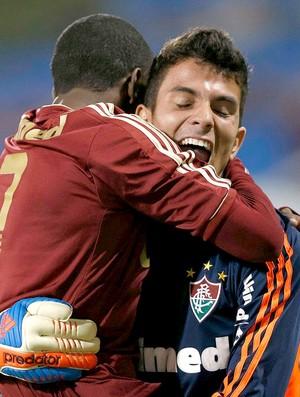 Marcos Felipe goleiro do Fluminense (Foto: Al Kass International Cup / Divulgação)