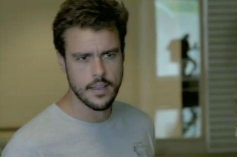 Joaquim Lopes, o Enrico de 'Império' (Foto: Reprodução)