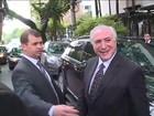 Presidente Temer se encontra com ex-assessor José Yunes
