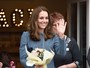 Revista afirma que Kate Middleton está grávida de gêmeos