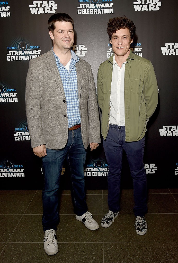 Christopher Miller e Phil Lord (Foto: Getty Images)