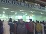 JT1: Funcionários do hospital de Cubatão continuam em greve
