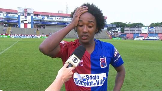 G. Biteco se destaca na vitória do Paraná e lamenta ausência do irmão