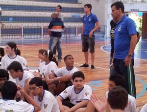Vinio quer jogar na seleção (Foto: Juliana Vieira / GloboEsporte.com)