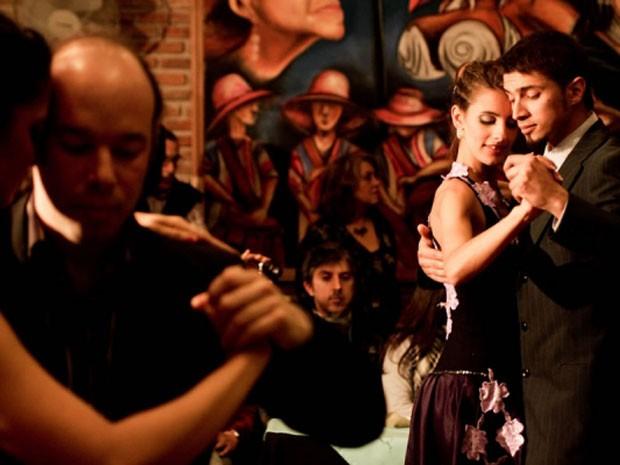 Tango em Montevideu, Uruguai (Foto: Divulgação/Descubrí Montevideo)