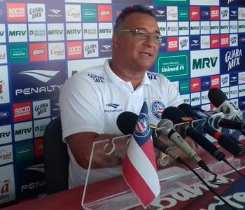 Luiz Sapucaia; luiz sapucaia bahia (Foto: EC Bahia/Divulgação)