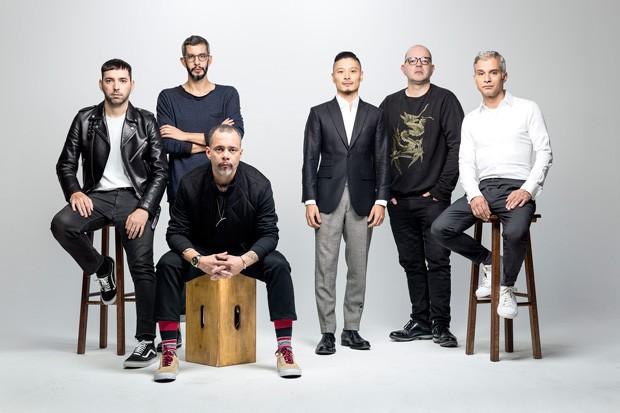 Prêmio GQ Novos Talentos e seus jurados (Foto: Pedro Dimitrow)