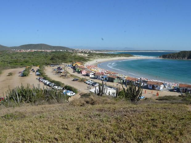 Estacionamento será cobrado pela prefeitura a partir desta sexta (Foto: Ari dos Santos / Secom Cabo Frio)