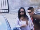 Ex-mulher de Bruno fala à polícia sobre morte de irmã de 'babá'