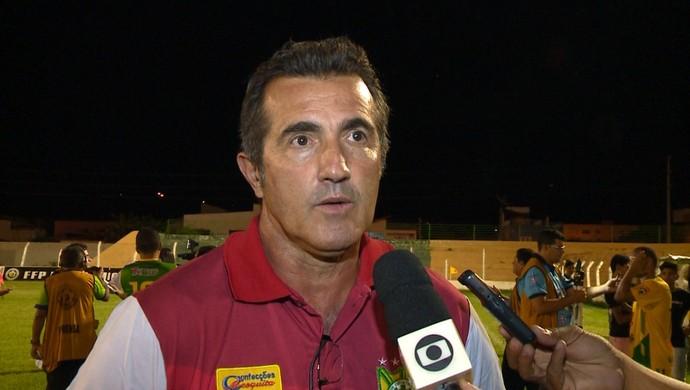 Paulo Moroni, Picos (Foto: TV Clube)