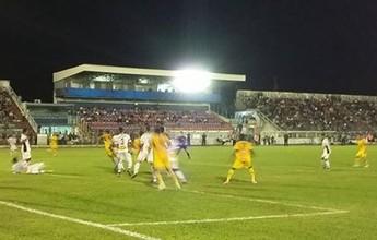 Penapolense vence Mirassol, e lidera Grupo 1 da Copa Paulista