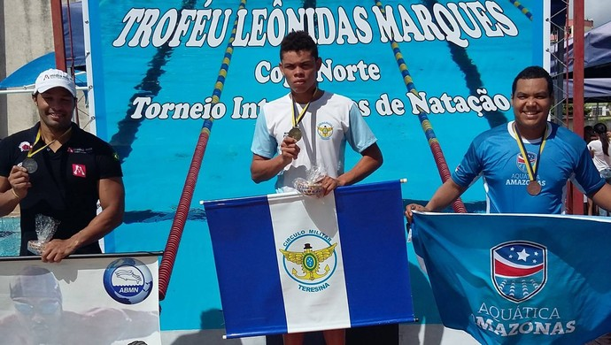 Eliel Oliveira; Troféu Leoniadas Marques; Pará (Foto: Reprodução/Facebook)