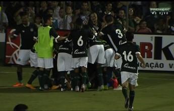 Murilo sai do banco para salvar Goiás contra Aparecidense na Serrinha: 1 a 0