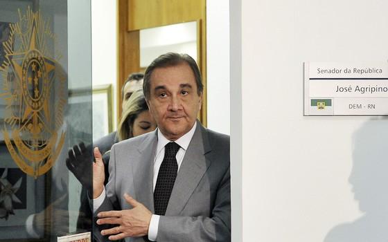 José Agripino Maia (Foto: ANTONIO CRUZ/ABR)