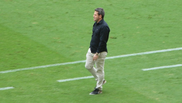 Argel, técnico, Inter x Novo Hamburgo, Beira-Rio, Gauchão (Foto: Tomás Hammes/GloboEsporte.com)