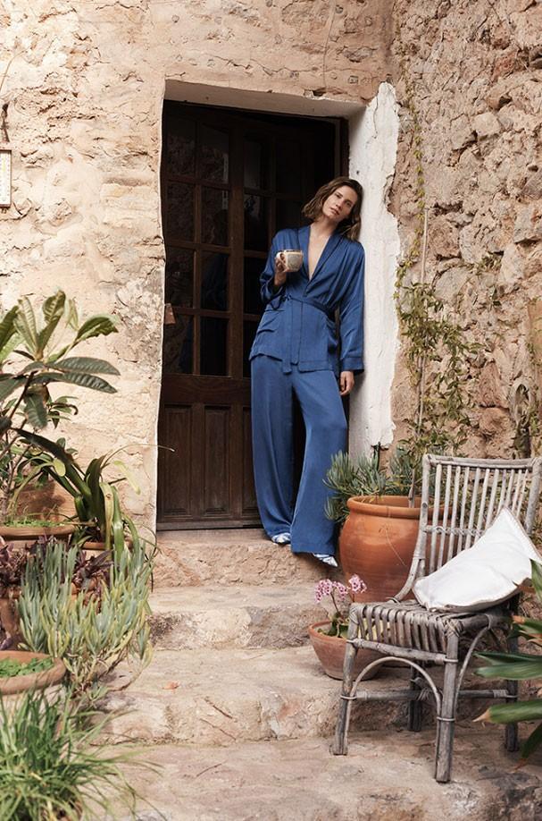 Coleção de verão 2017 da linha homewear da Zara (Foto: Divulgação)