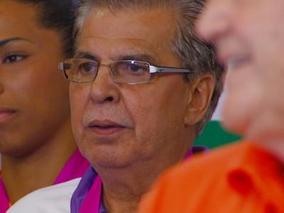 Antônio Carlos Vendramini, técnico do Americana (Foto: Reprodução EPTV)