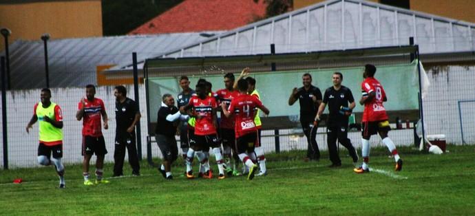 Parnahyba x River-PI, Campeonato Piauiense  (Foto: Wenner Tito)