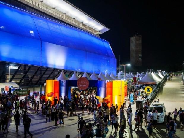 Festival 'Vem pra Arena' está em sua terceira edição. (Foto: Mayke Toscano / GCom-MT)