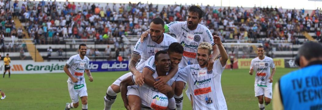 Jogando em Arapiraca, ASA aproveita mando de campo e goleia o Santa Rita: veja os gols (Divulgação/ Ascom ASA)