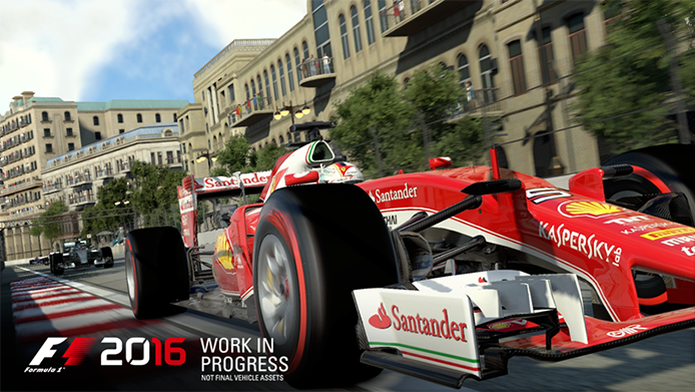 F1 2016 terá versões para PlayStation 4, Xbox One e PCs com todos os carros e pistas da temporada 2016 (Foto: Divulgação/Codemasters) (Foto: F1 2016 terá versões para PlayStation 4, Xbox One e PCs com todos os carros e pistas da temporada 2016 (Foto: Divulgação/Codemasters))