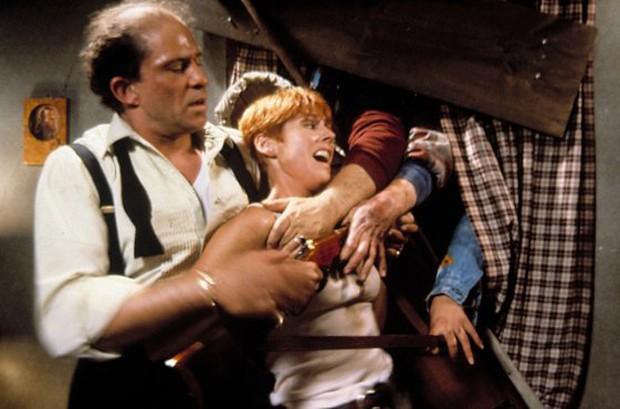 Tom Towles no remake 'A Noite dos Mortos-Vivos', de 1990 (Foto: Reprodução)